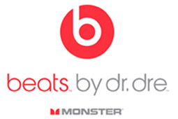 Beats by Dre and Monster