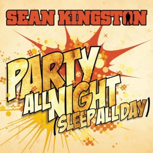 """Party All Night"" font"