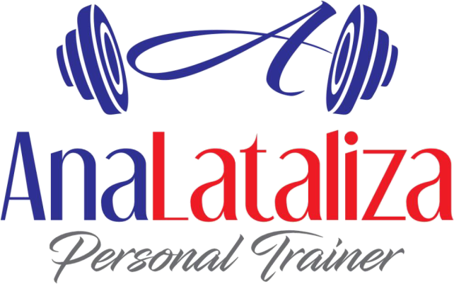 "what font is ""lataliza"" and ""personal trainer"""