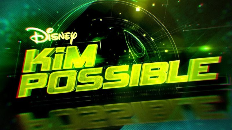 Kim Possible Live Action Logo Fonts?