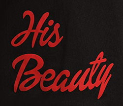 WHAT FONT? her beast his beauty LETTERS