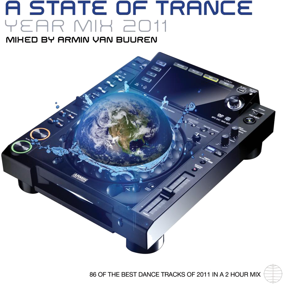a state of trance font?