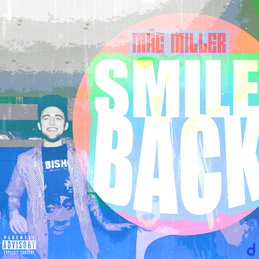 "WHATS THE FONT THAT SAYS ""SMILE BACK"""