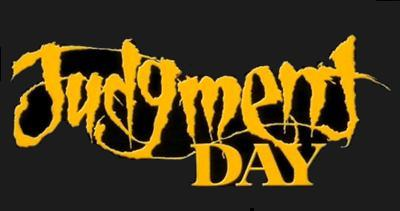 Judgment Day Font
