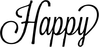 Happy font name please