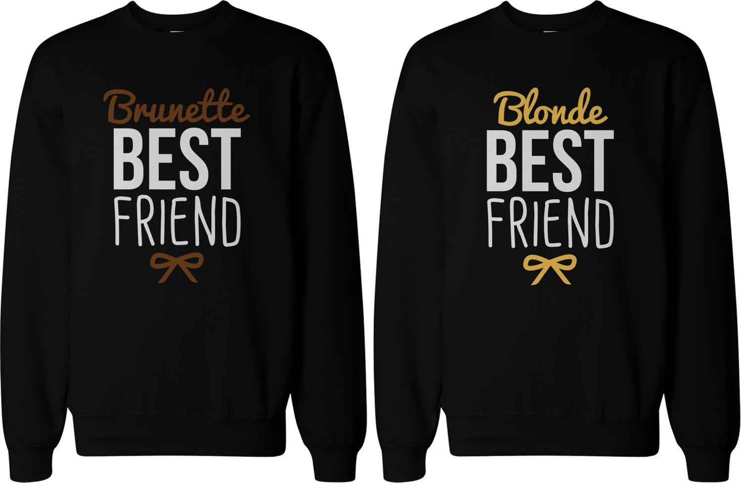 Fonts Please Blonde and Friend
