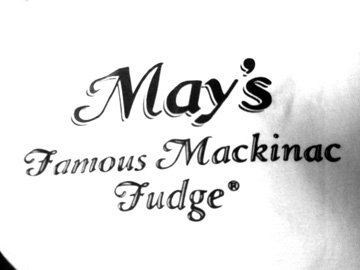 May's Mackinac Fudge