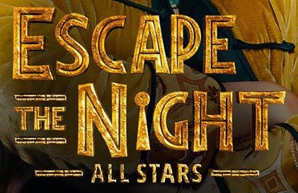 Poster from Escape the Night.