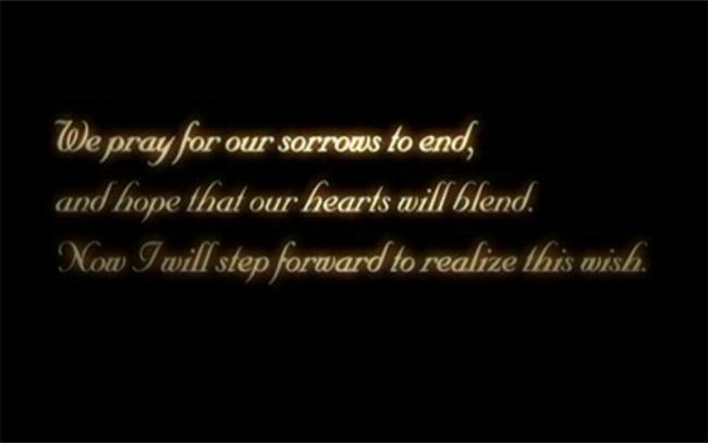 Disney Square Enix Kingdom Hearts Ii Poem Font Forum Dafont Com