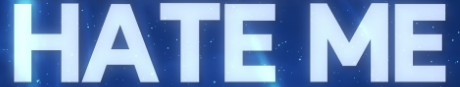 "PLEASE S.O.S TO THIS FONT = ""HATE ME"" ???"