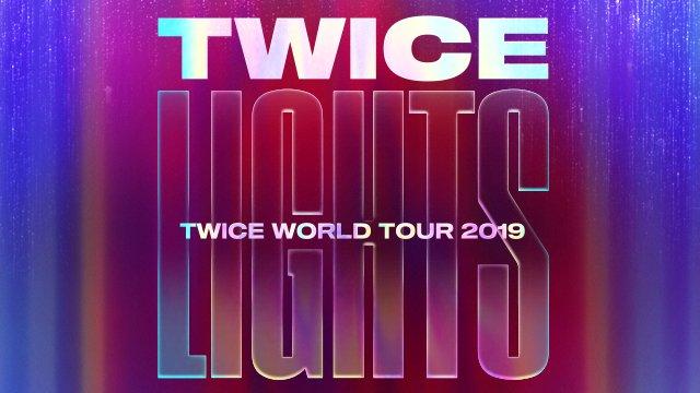Twice Twicelights Worldtour Forum Dafont Com