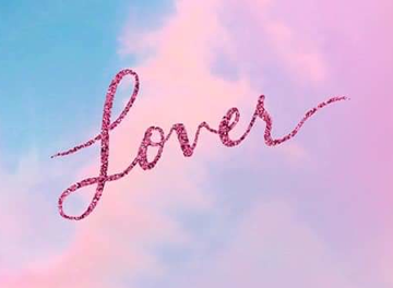 Taylor Swift Lover Font