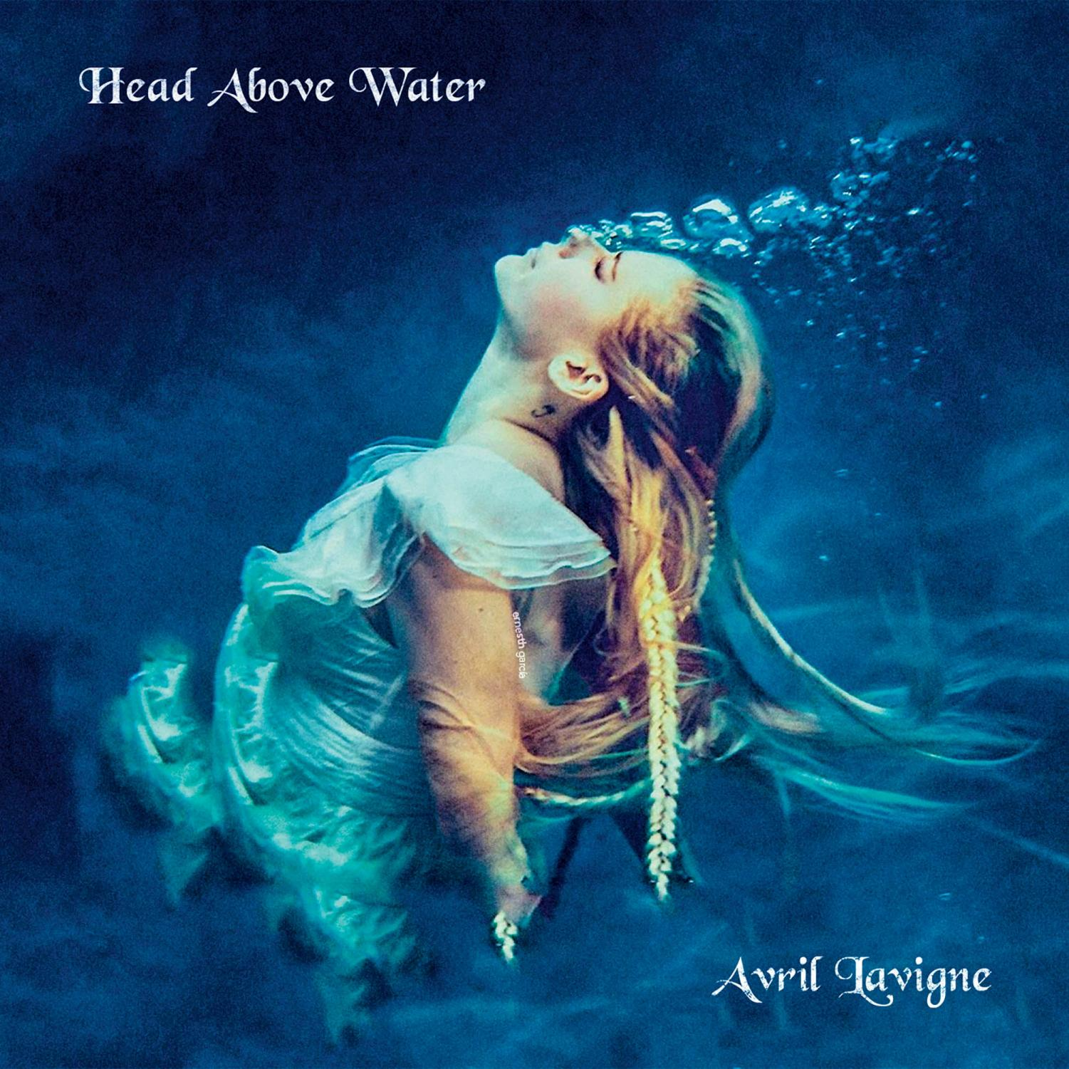 Head Above Water font
