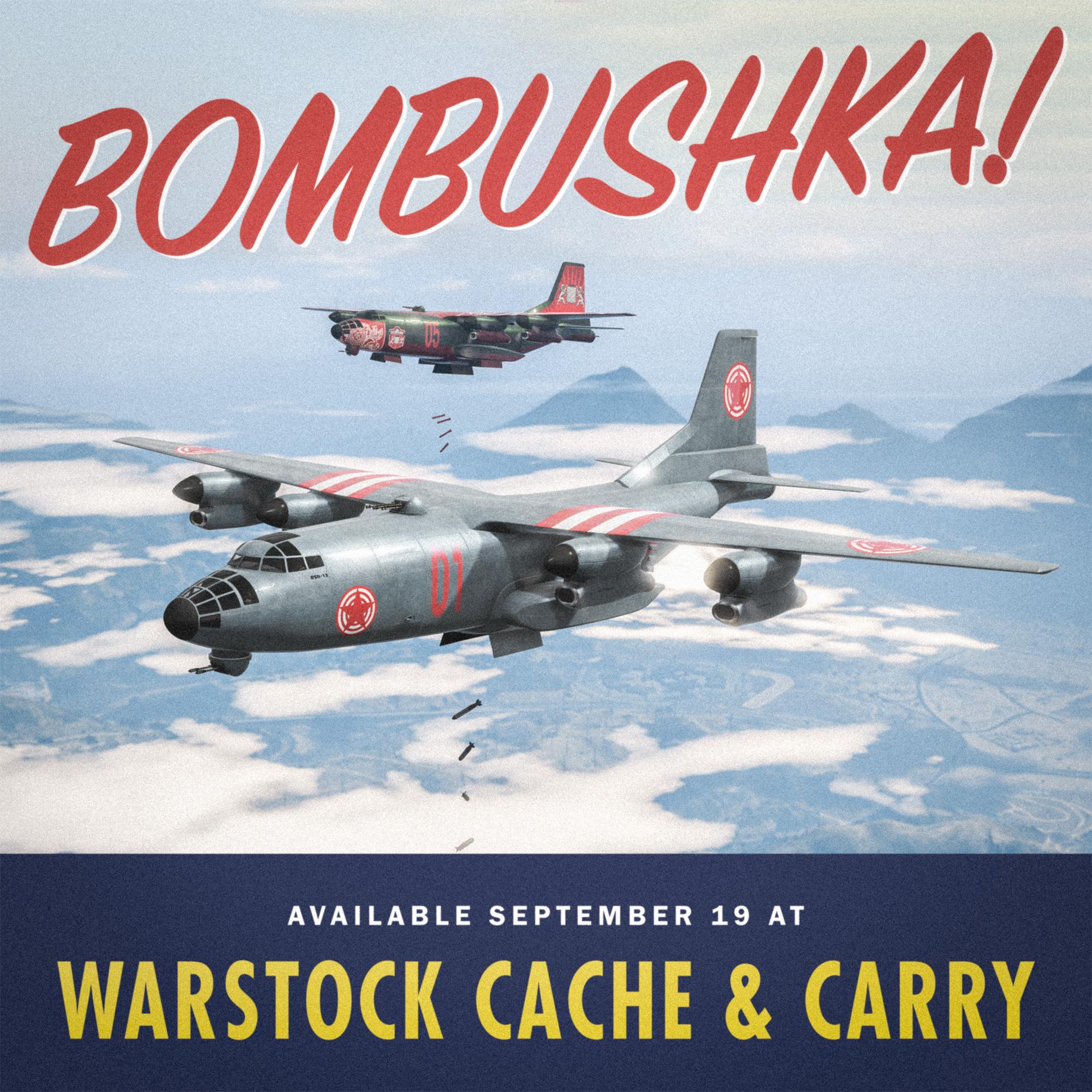 GTA Online - Bombushka Ad font request - forum | dafont com