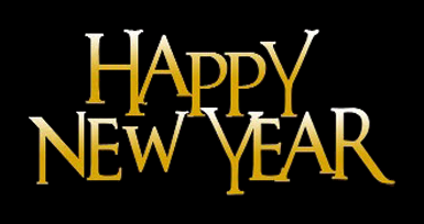 Happy New year- What is the font