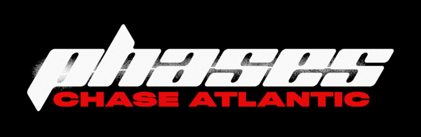 Chase Atlantic PHASES font