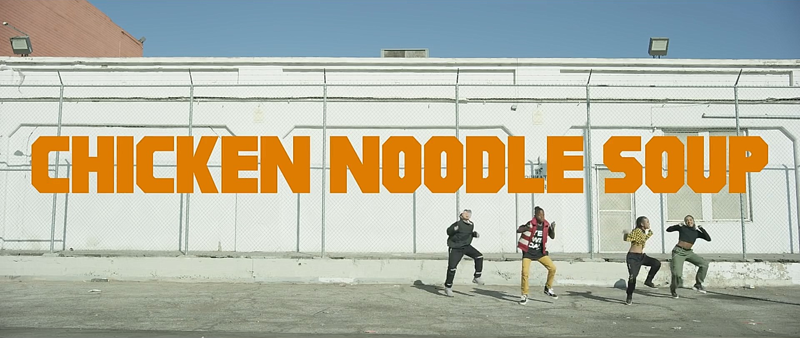 Chicken Noodle Soup MV Font?
