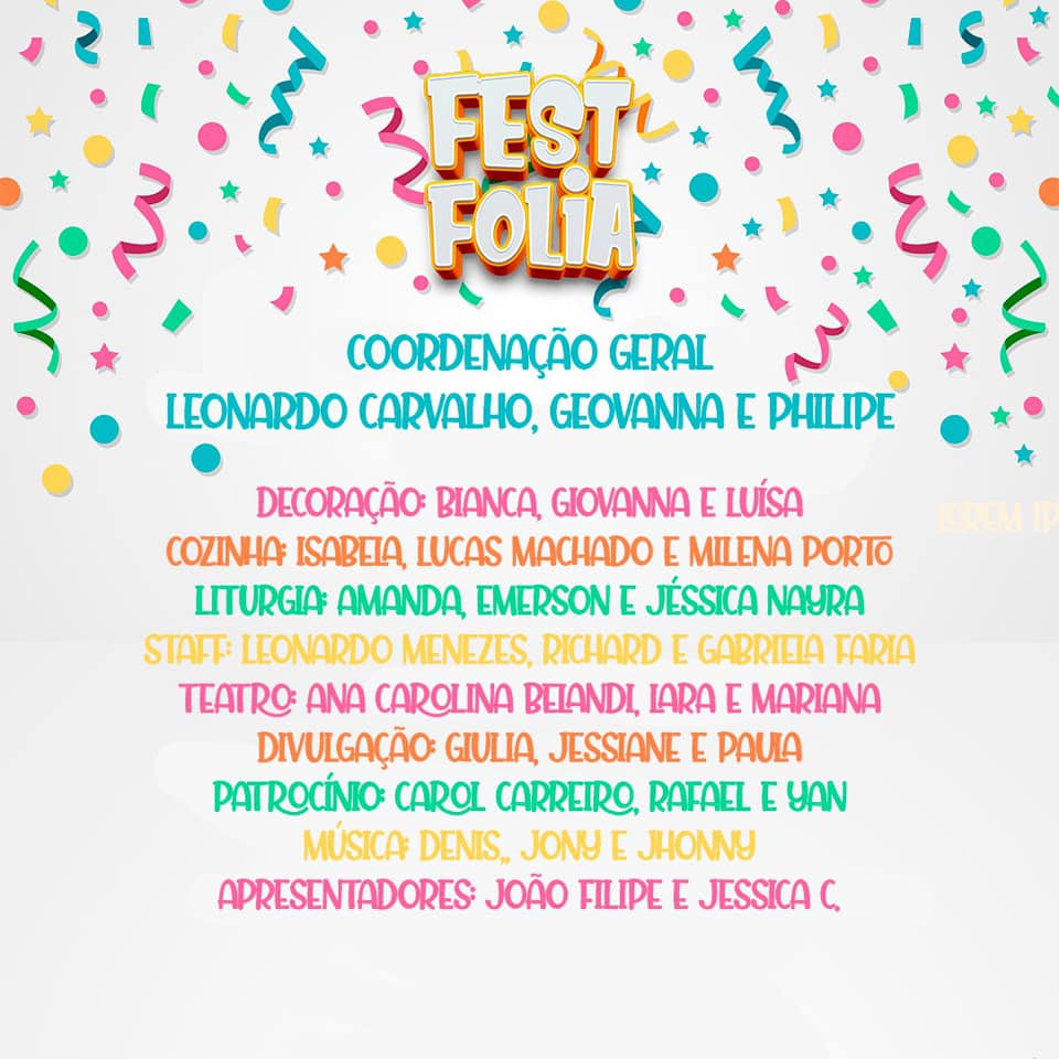 what the font: fest folia please