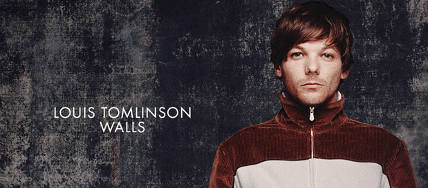 Font Walls Album by Louis Tomlinson ??