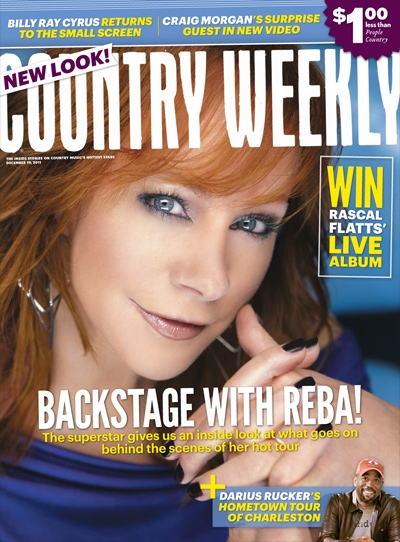 What font is the Masthead 'Country Weekly'?? x
