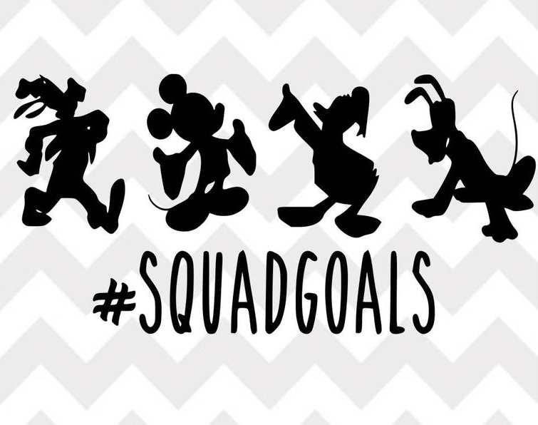 SQUADGOALS FONT PLEASE