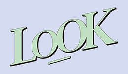 Apink 'LOOK'font?