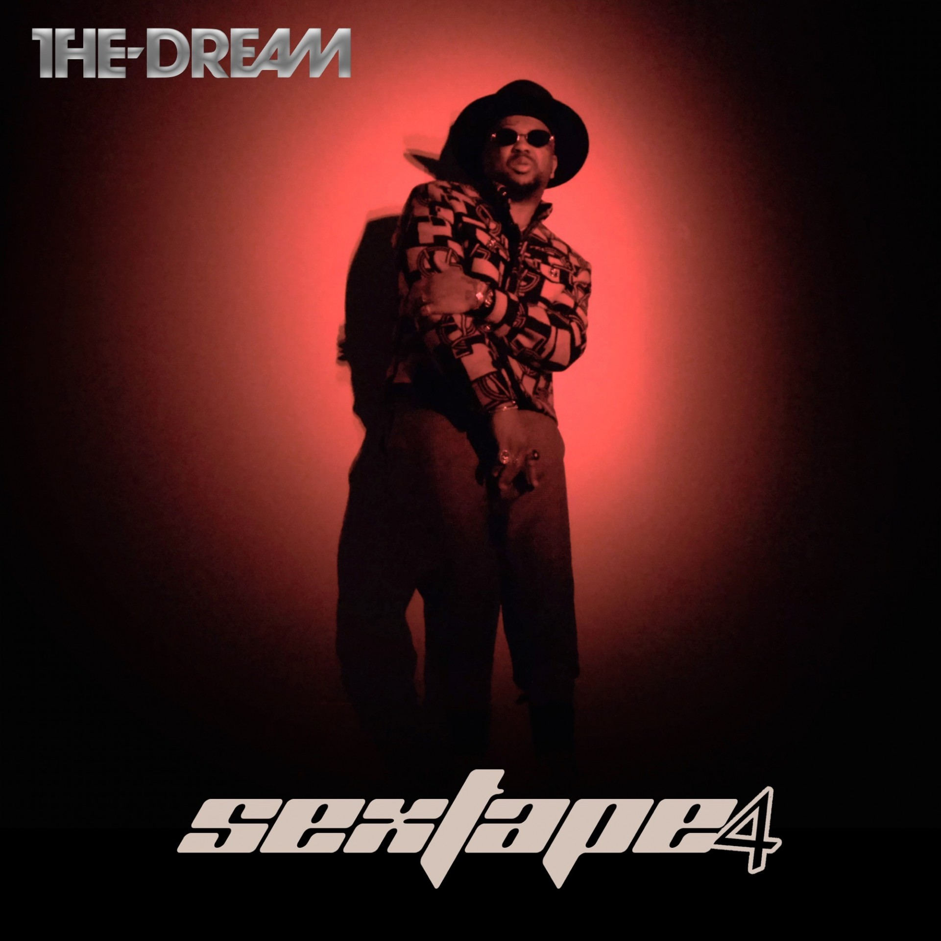 The Dream album cover font