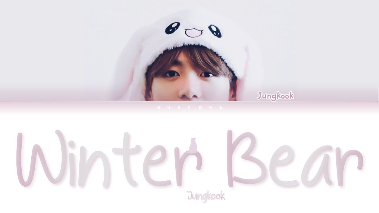WHAT FONT??? 'winter bear' color coded buzz one
