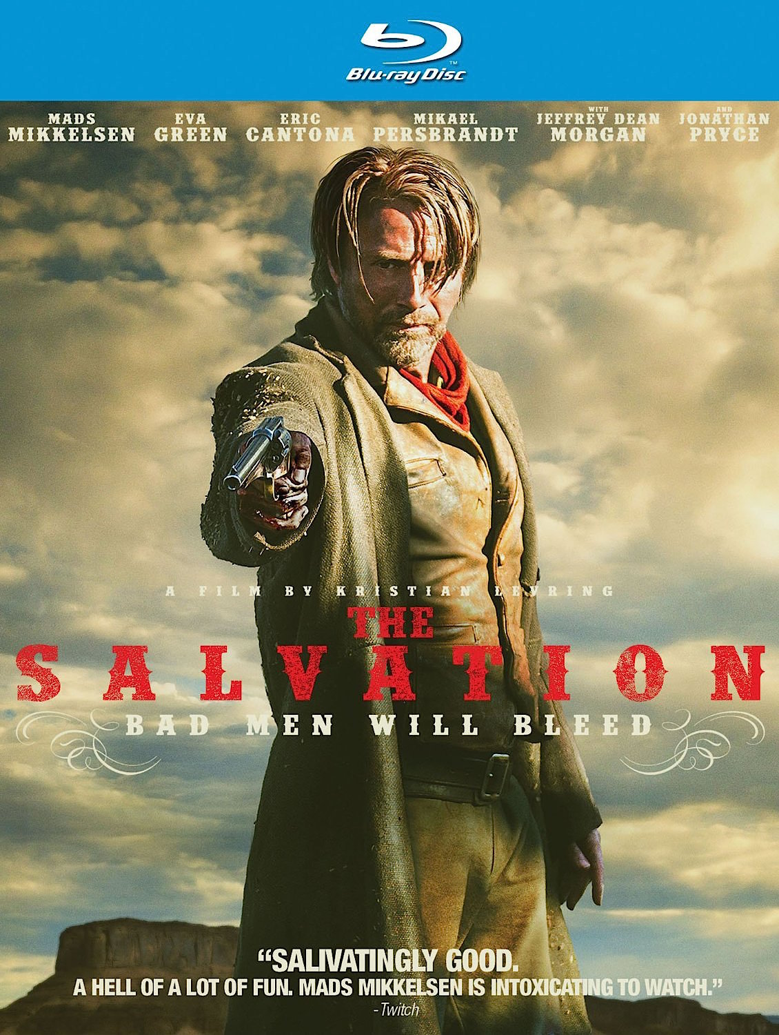 "Font used for ""the salvation"" and ""bad men will bleed""?"