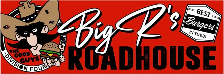 Help Please! What font is Big R's?