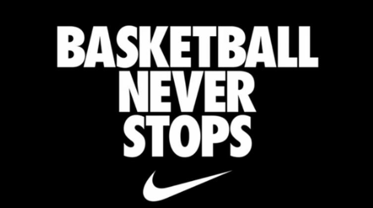 Nike Basketball Never Stops - forum   dafont.com