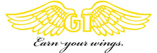 Classic Bmx Logo gt Wings