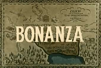 hi what is the bonanza font