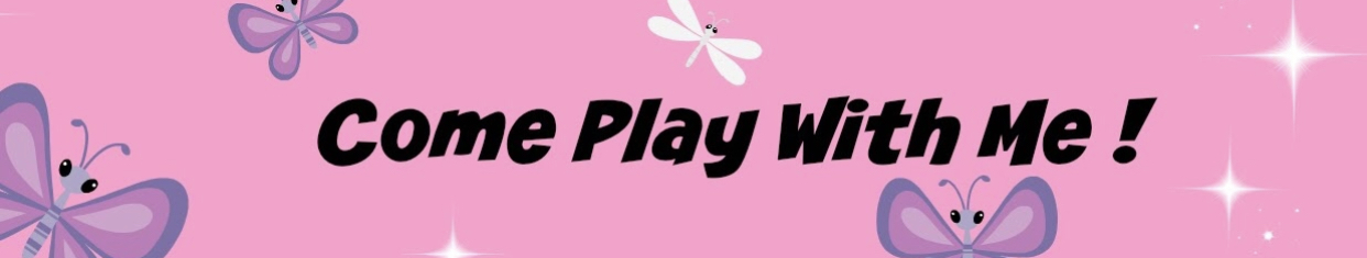 Come play with me font