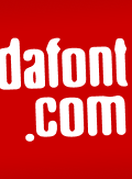 "what is the ""dafont.com"" font?"
