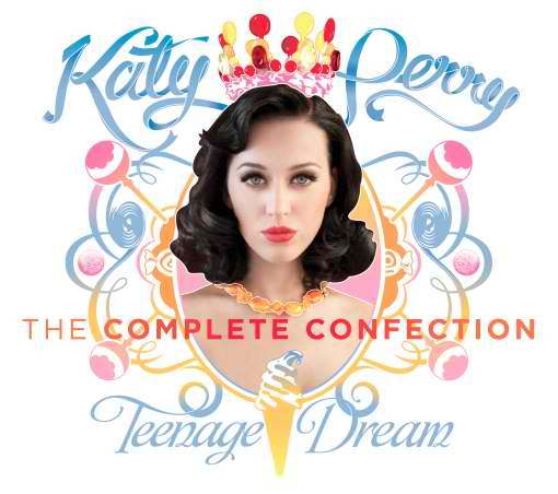 Katy perry Teenage Dream FONT? Please Help. need this font.. promise