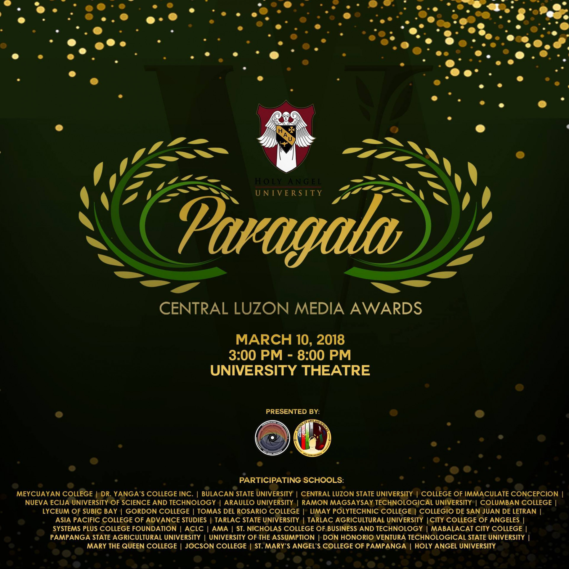 "What is the name of this font in ""PARAGALA"""