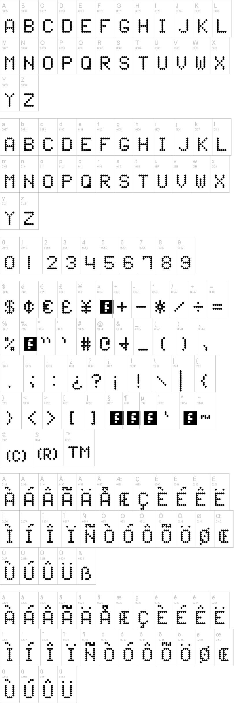 60s Scoreboard Font | dafont com