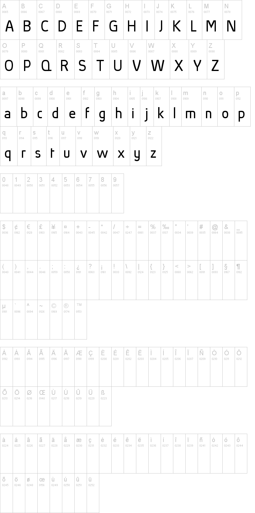 absolut pro font