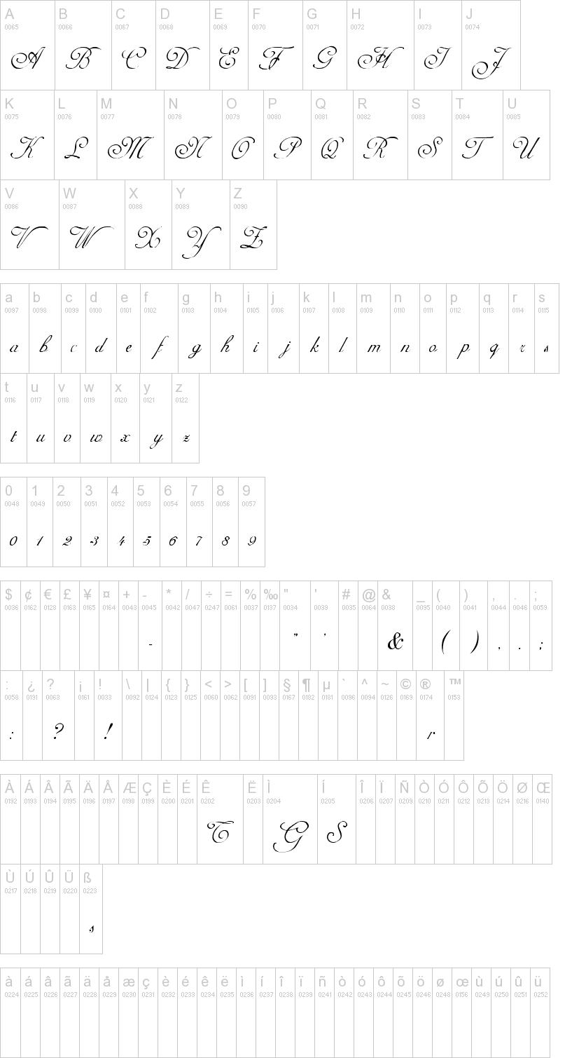 BROCKSCRIPT-NORMAL BAIXAR FONTE