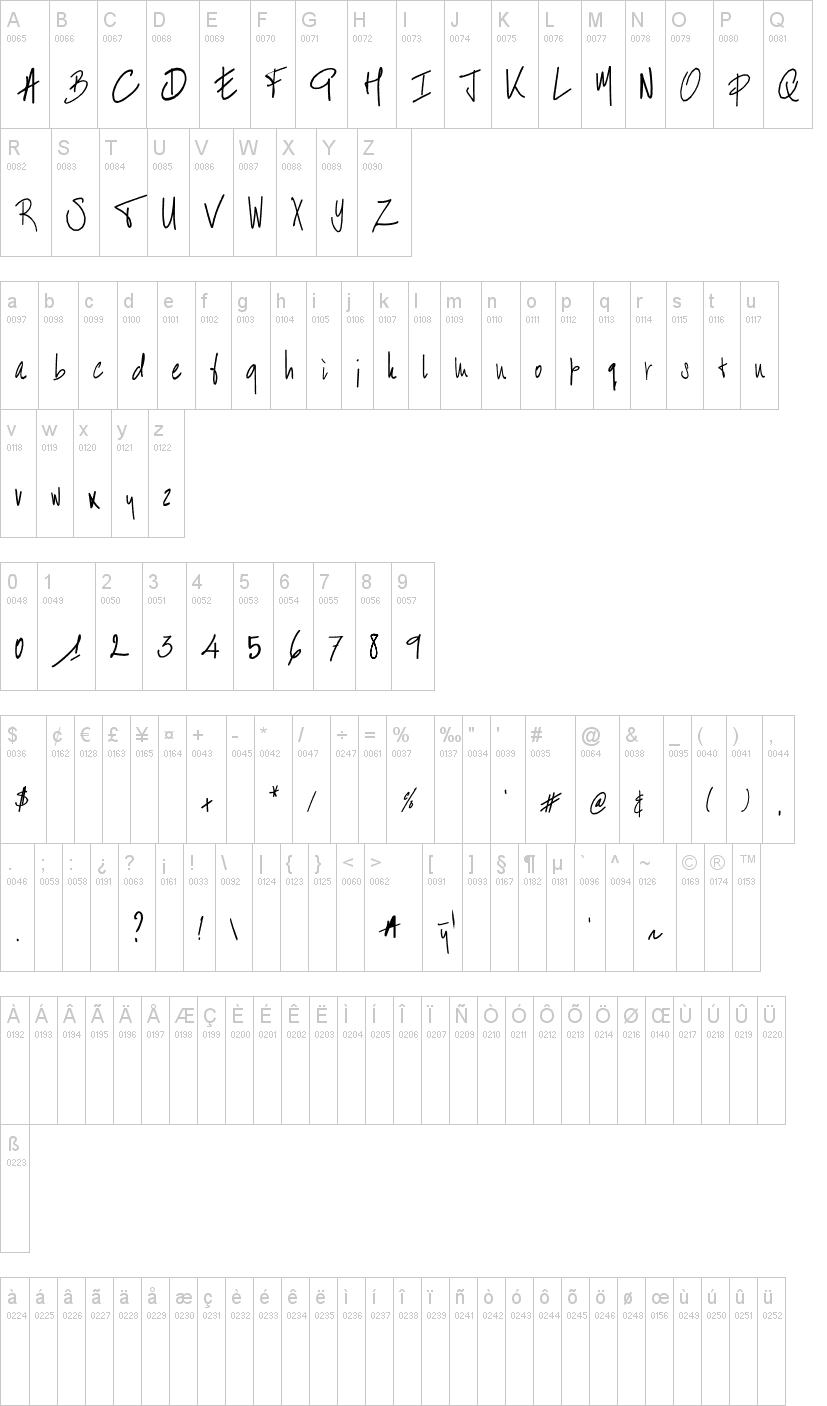 Bart Handschrift Schriftart Dafont Com