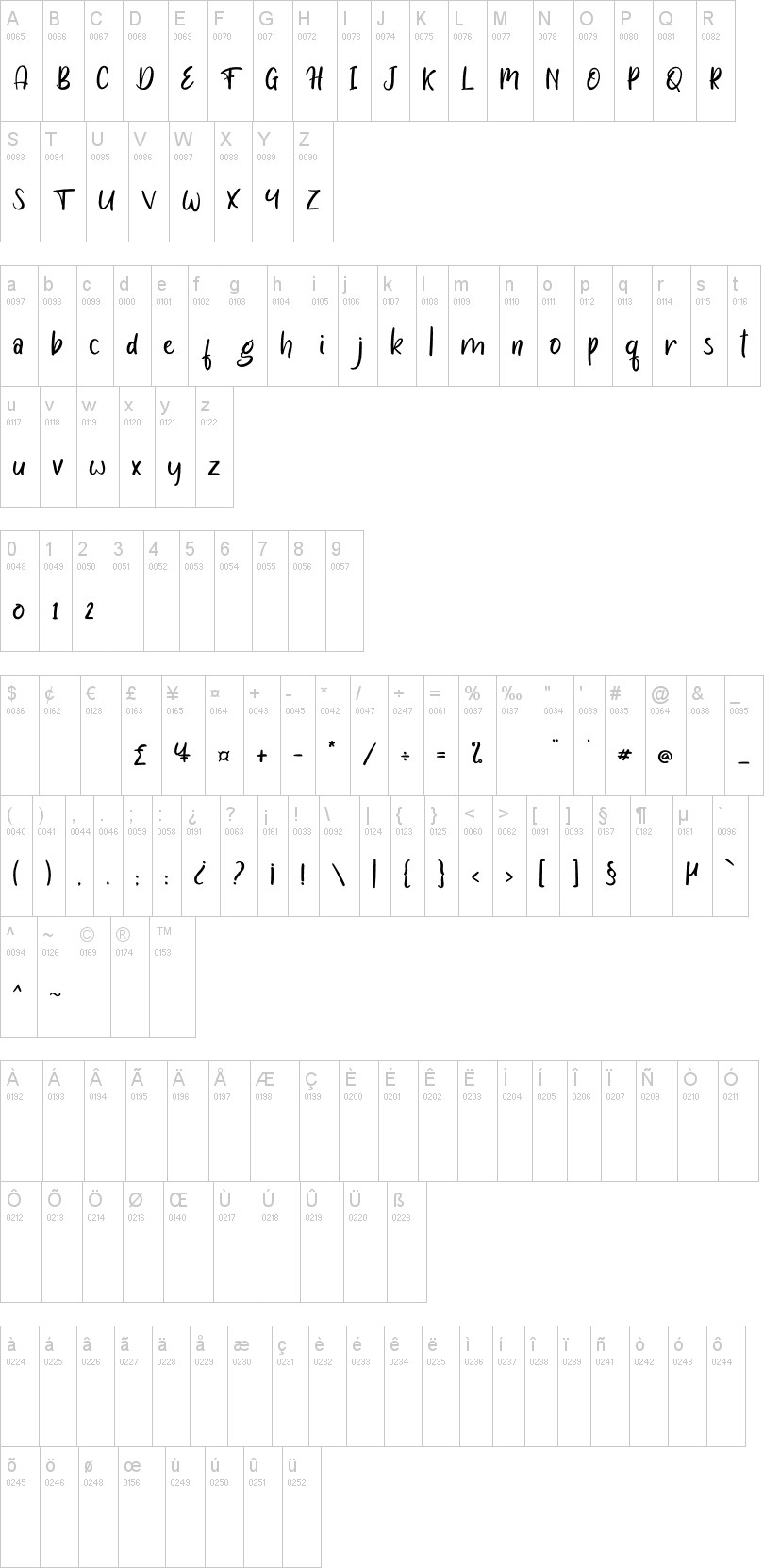 Big Bang Font