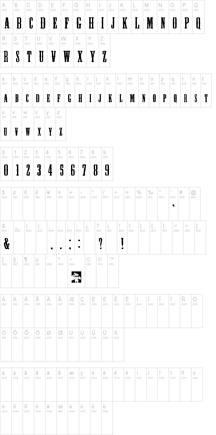 Black Hawk Font   dafont.com