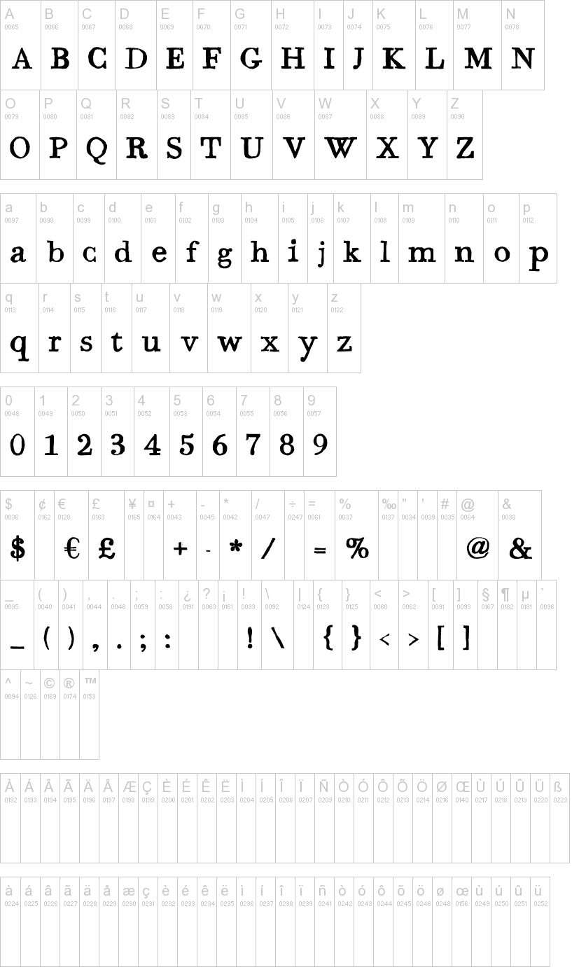Bodoni Hand Font | dafont com