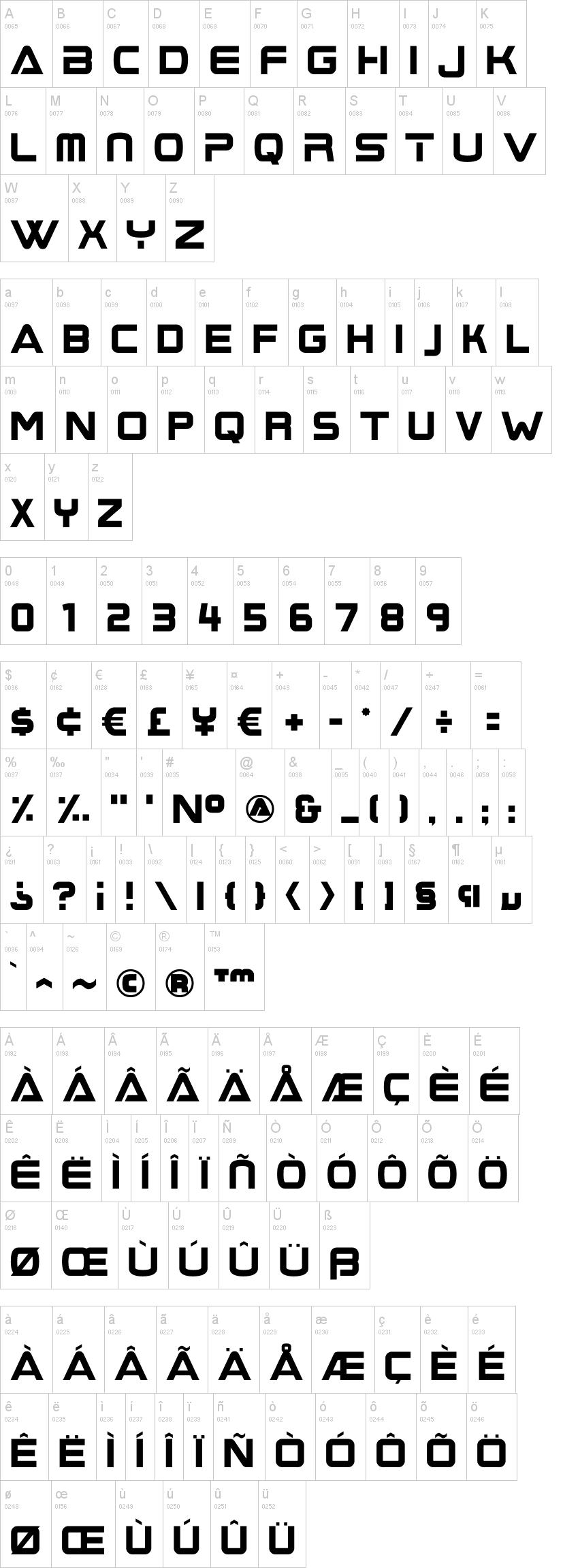 Boom Box Font | dafont com