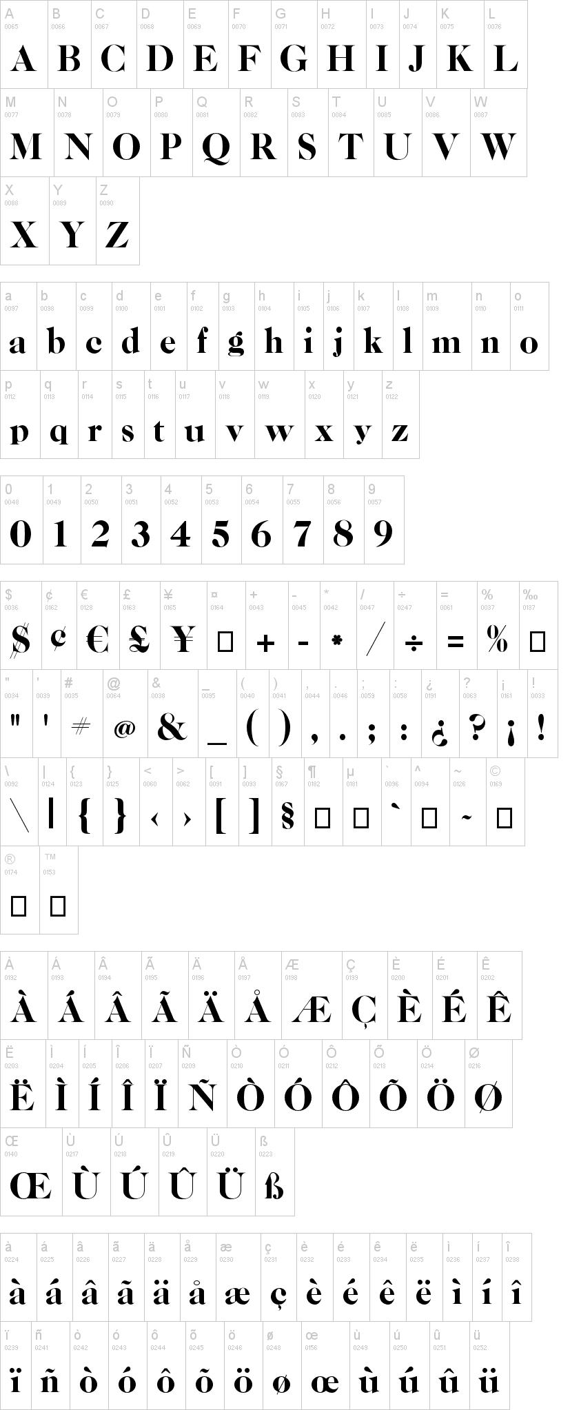Caslon CP Font | dafont com