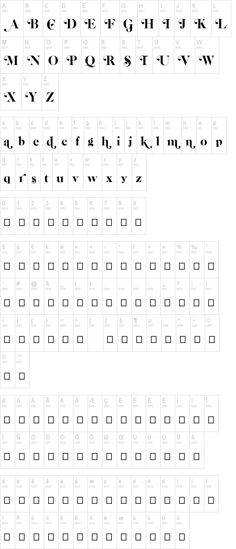 Caslon CP Font   dafont com