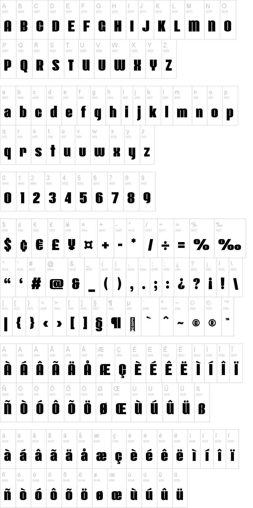 Class-357 Font | dafont com