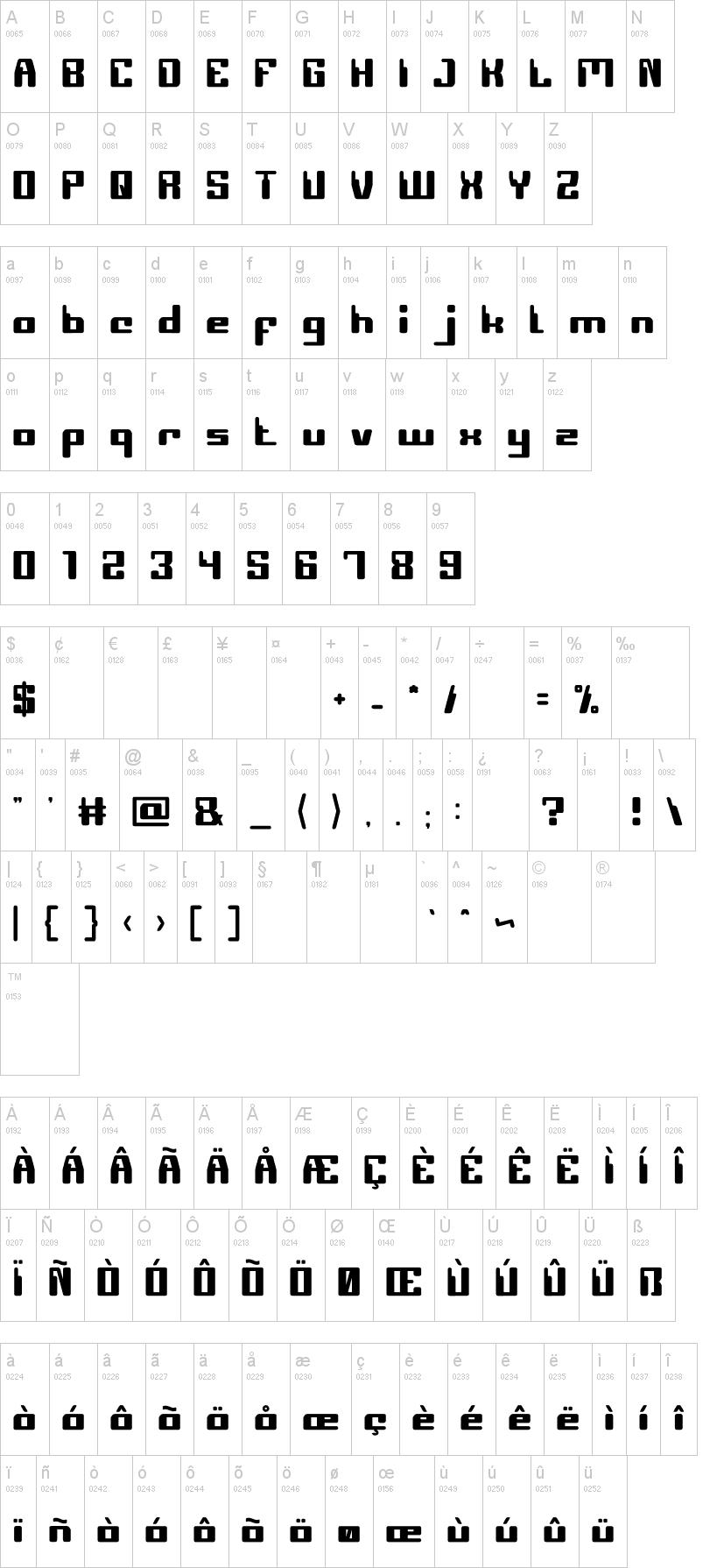 Similar Fonts To Mr Robot