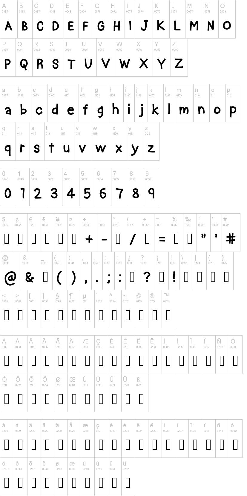 Crayon Kids Font | dafont.com